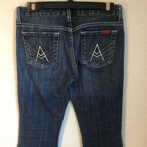"7 For All Mankind Denim - 7 For All Mankind ""A"" Pocket Jeans"